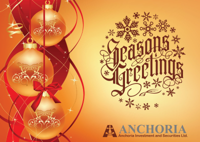 Anchoria Group Seasonal Merchandise
